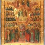 Проповедь св.прав.Алексия Мечева в неделю всех святых