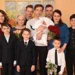 Наши прихожане награждены орденом «Родительская слава»